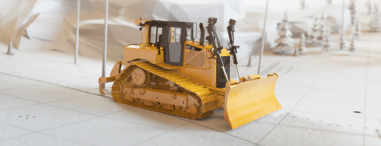 Wear & Maintenance Parts for Construction