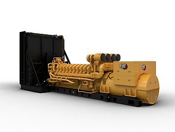 Cat® C175-20 diesel generator set
