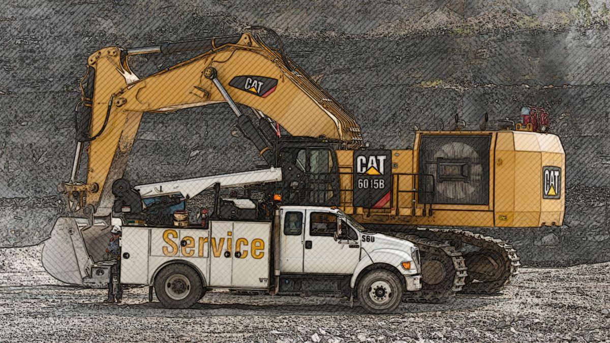 Cat Dealer Support for Mining