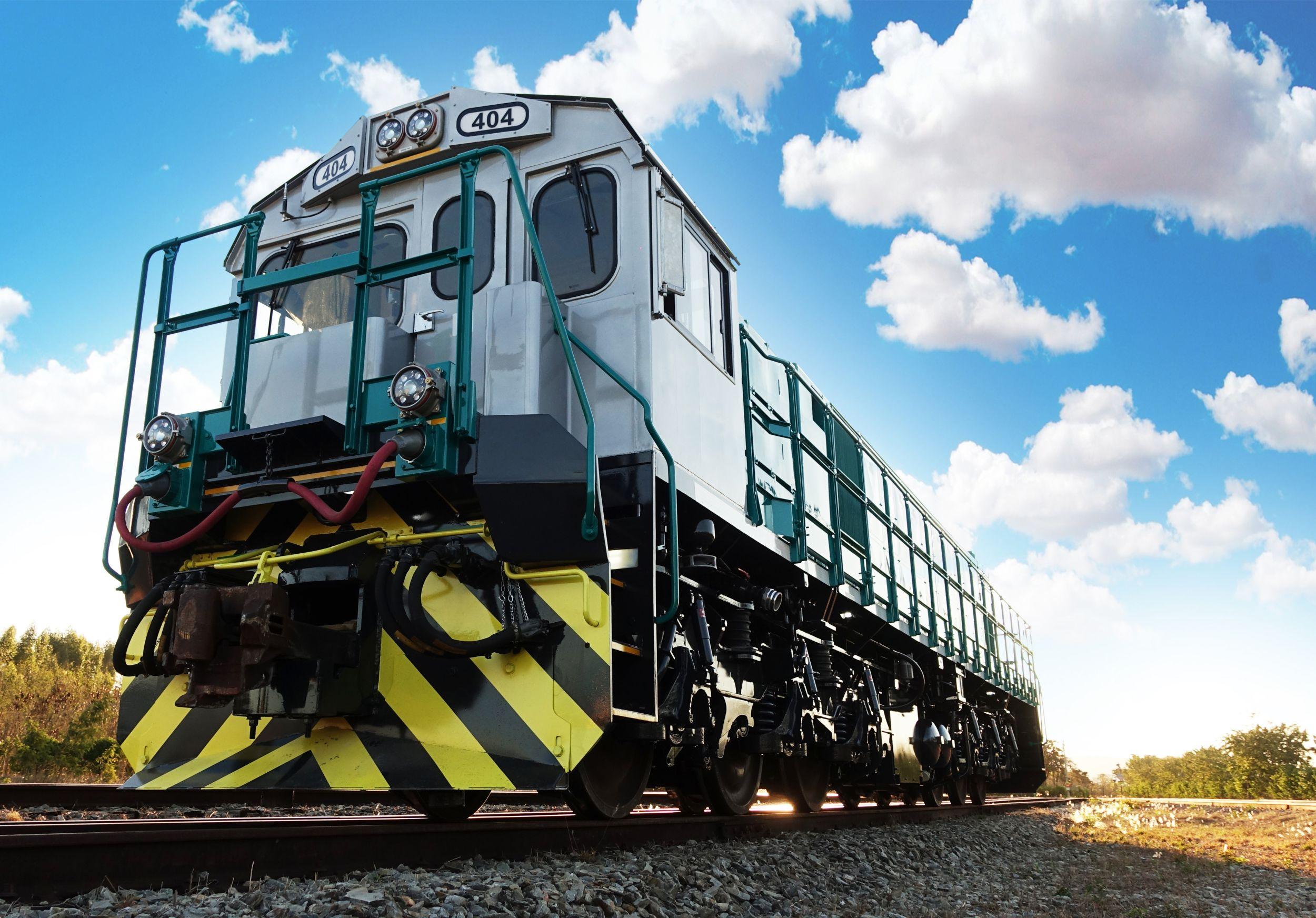 EMD® Joule Freight Locomotive