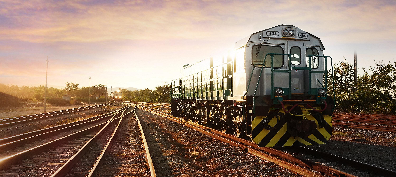 EMD® Joule Battery Switcher Locomotive