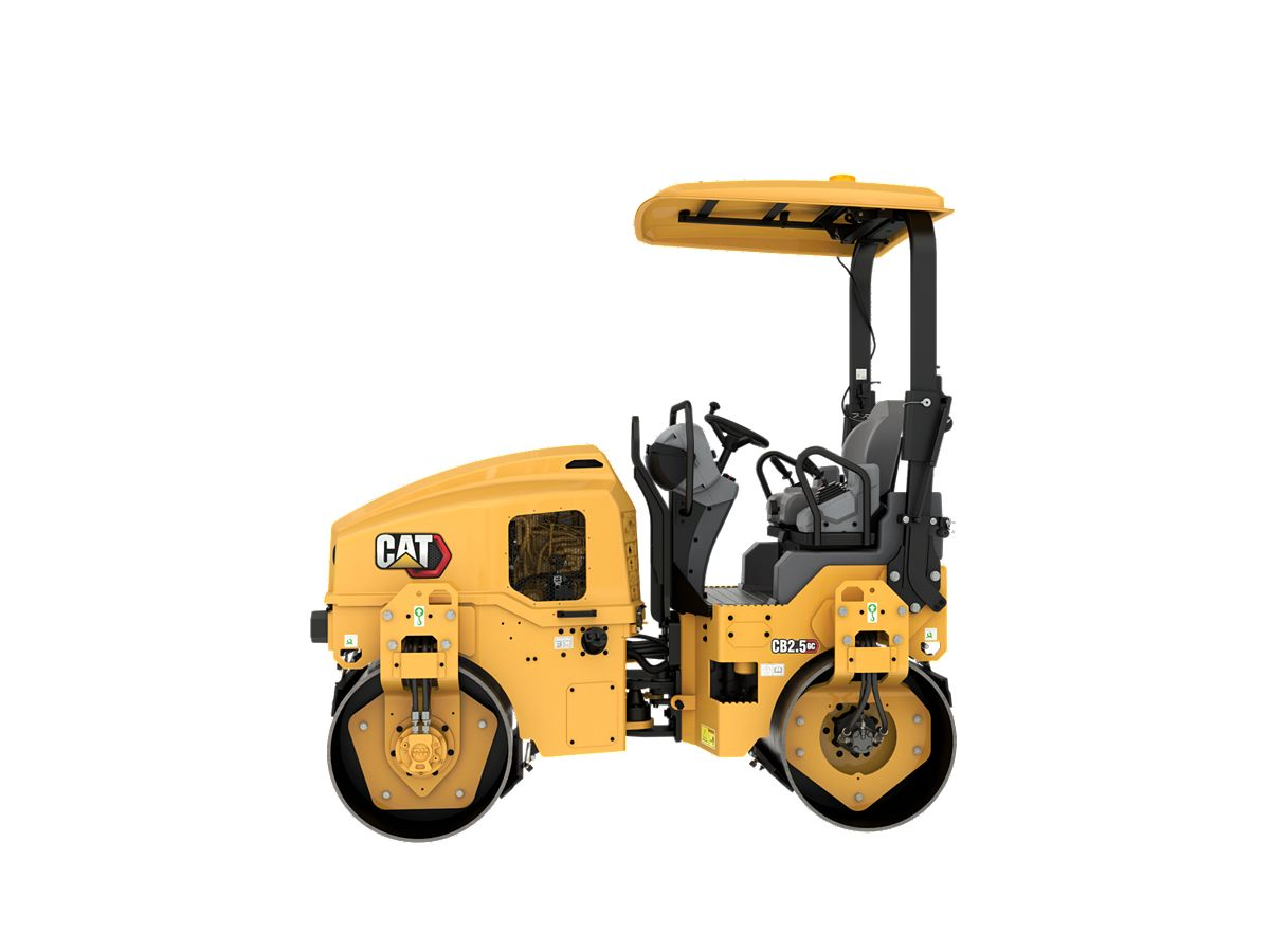 CB2.5 Utility Compactors