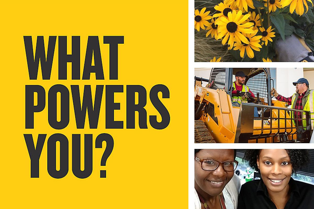 WE WANT TO KNOW: #WHATPOWERSYOU