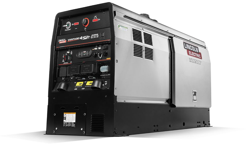 Lincoln Electric welder/generator 2