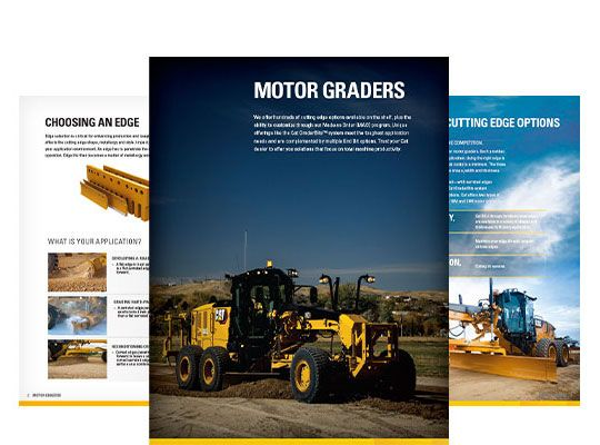 Ground Engaging Tools (GET) for Motor Graders
