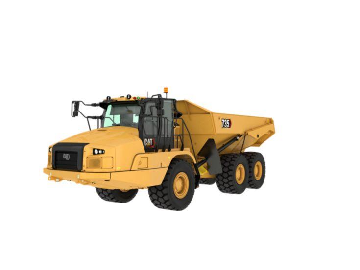 Motor Graders - 735