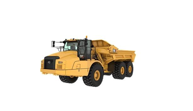 740 EJ Articulated Truck