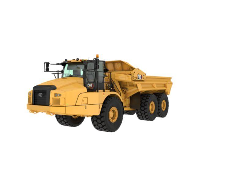 Motor Graders - 740 EJ