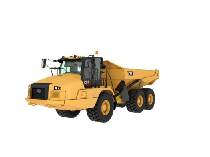 Motor Graders - 730
