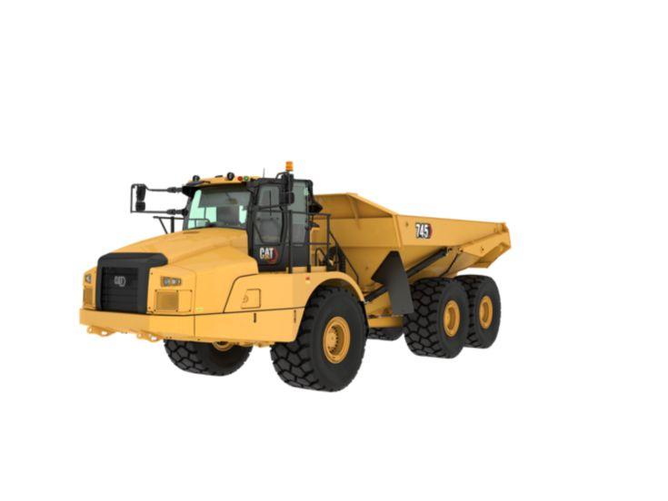 Motor Graders - 745