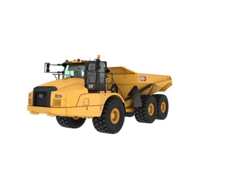 Motor Graders - 740 GC