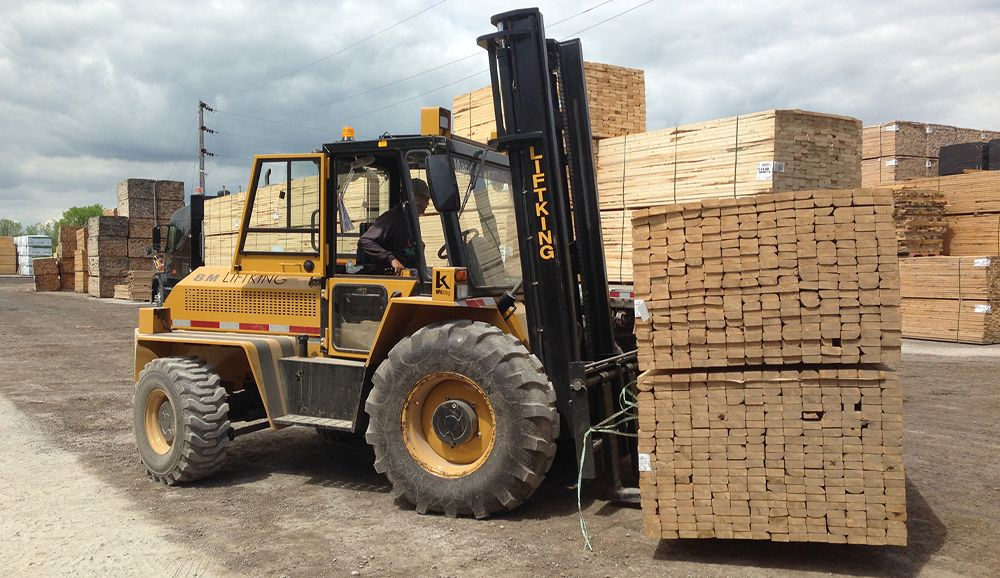 Liftking 16M Forklift