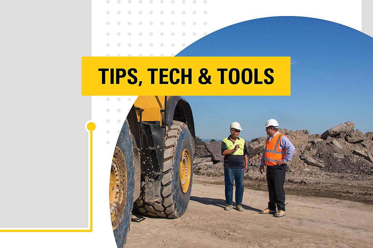 Tips, Tech & Tools