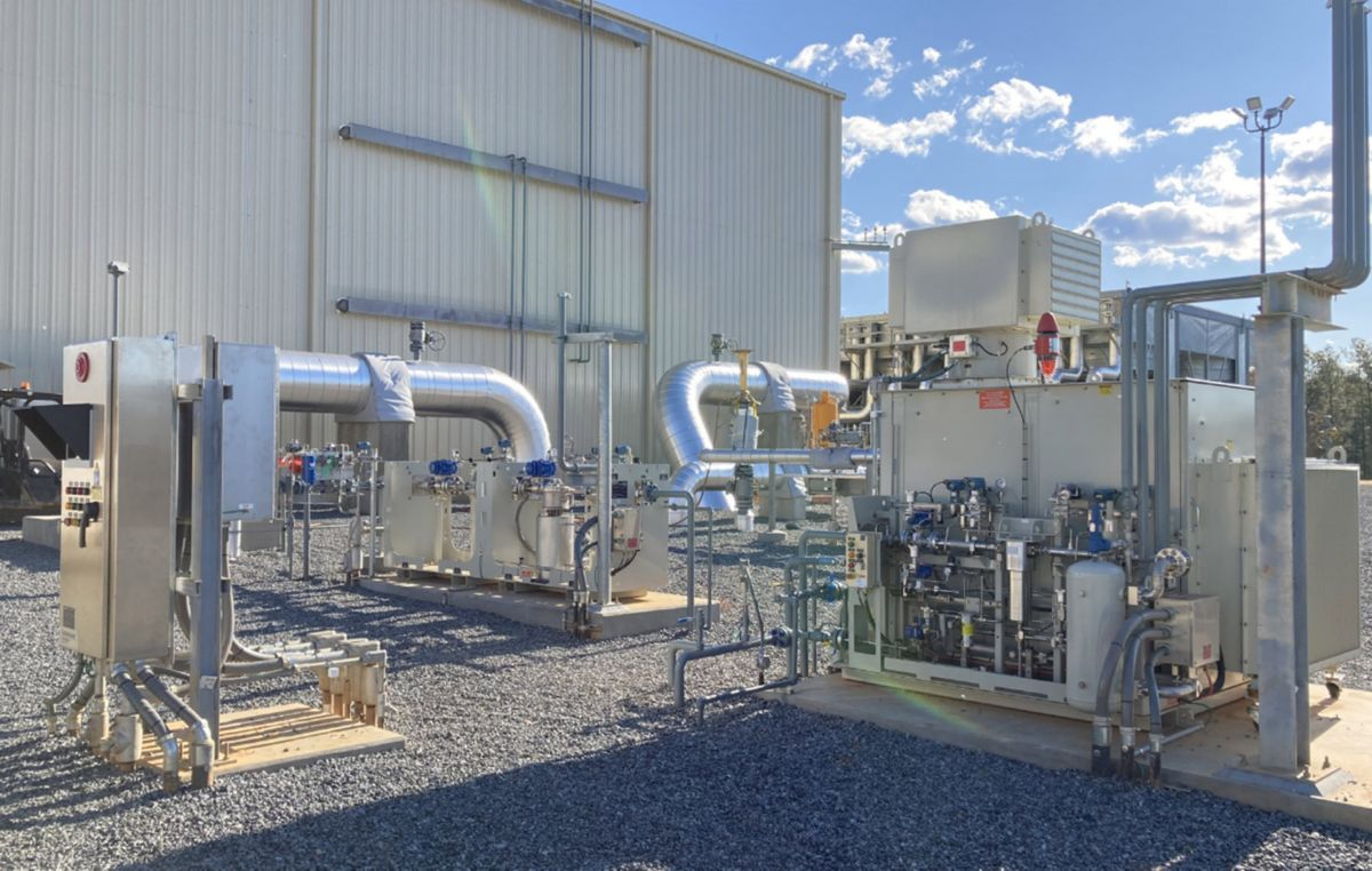Williams Compressor Station Process Vent Recompression