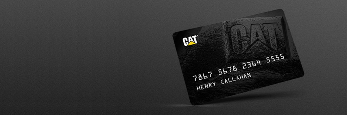 THE NEW CAT® CARD