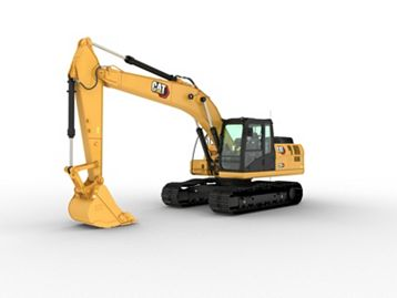 320 GX - Medium Excavators