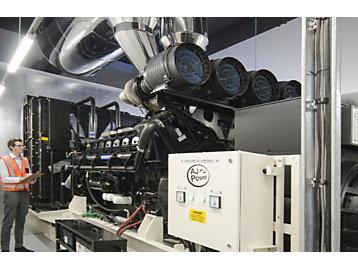 AJ Power generator