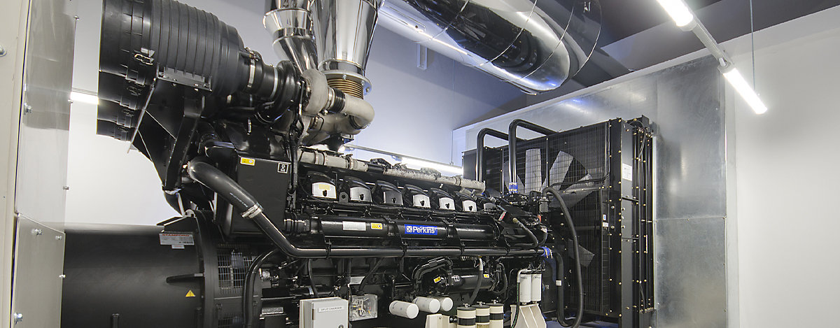 AJ Power generator set