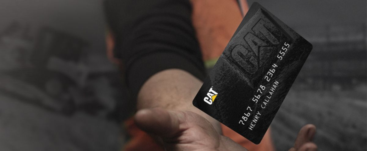 THE NEW CAT® CARD IS HERE!