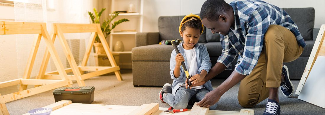 SAFETY AT HOME: TIPS FOR THE WHOLE FAMILY