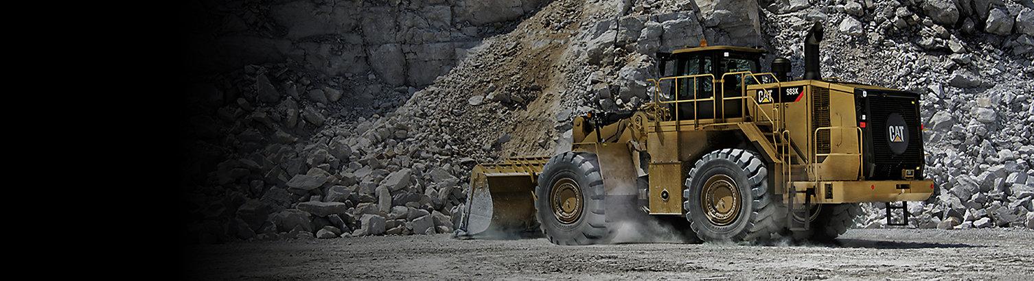 Equipment for Quarry & Aggregates