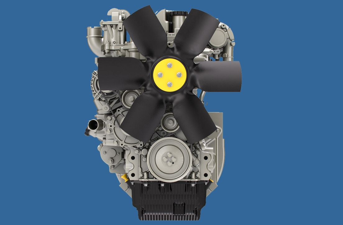 Big job or small, Perkins has an engine to suit your need