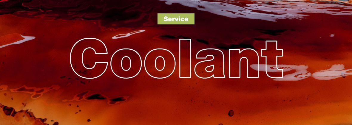 Service tips: Engine coolant
