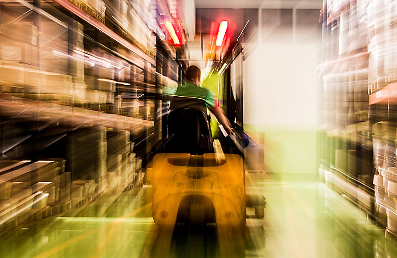 The Future of the Forklift