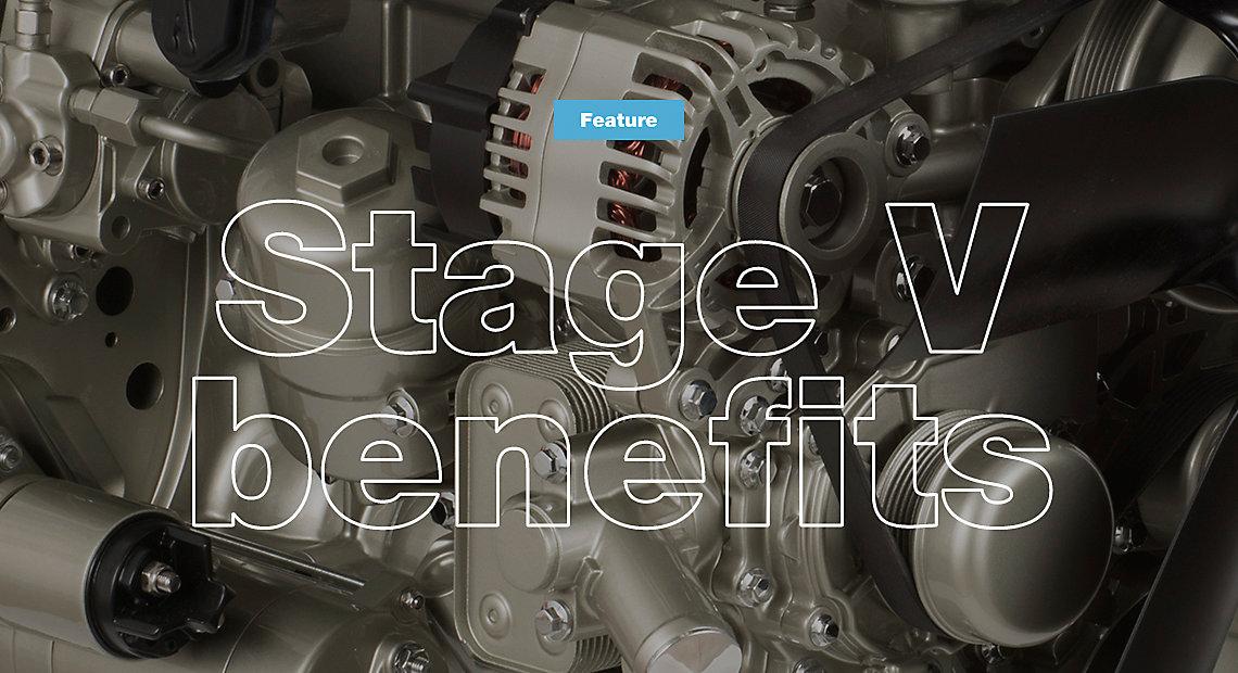 Stage V Benefits