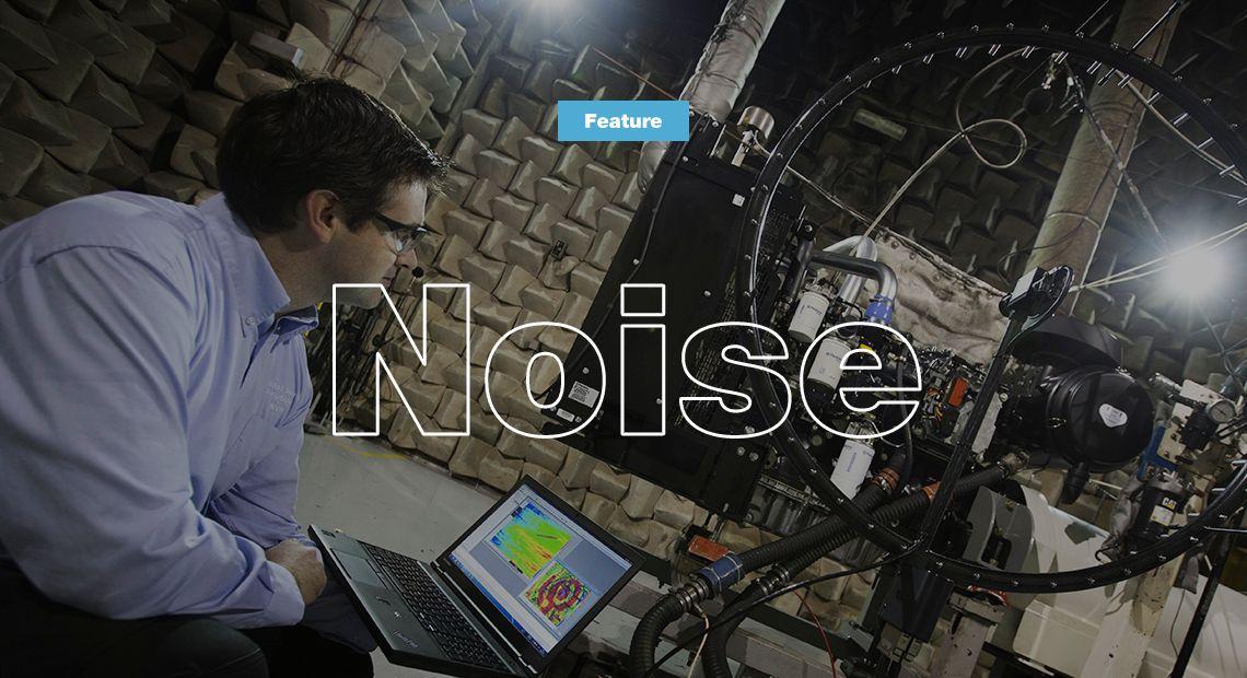 Noise feature article