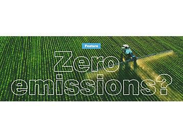 Zero emissions agriculture