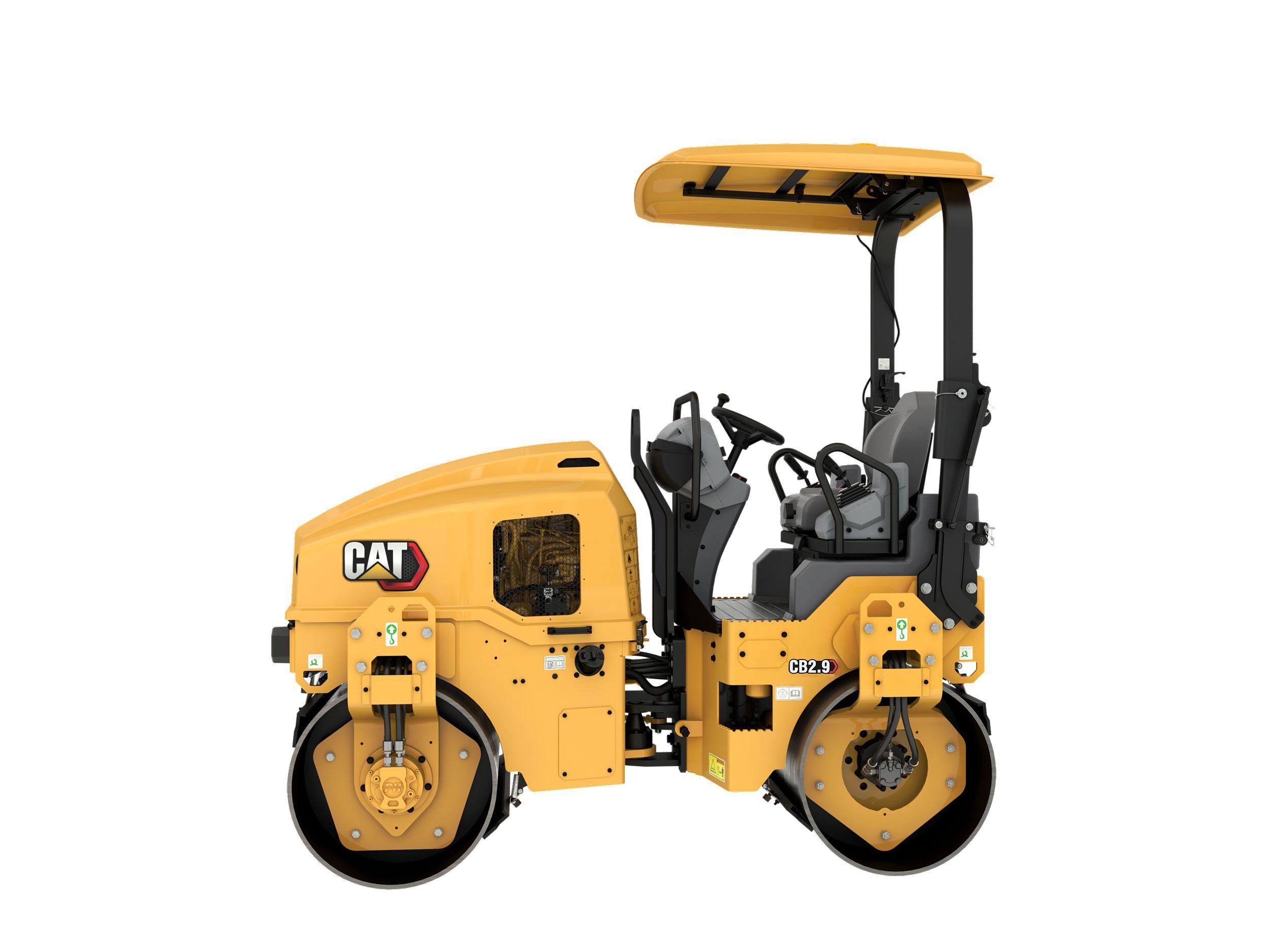 CB2.9 Utility Compactor