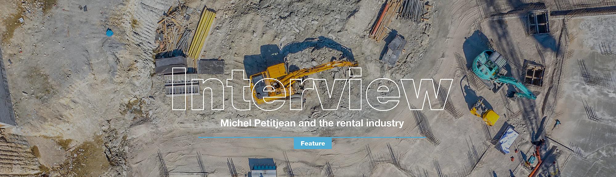 Michel Petitjeam Interview