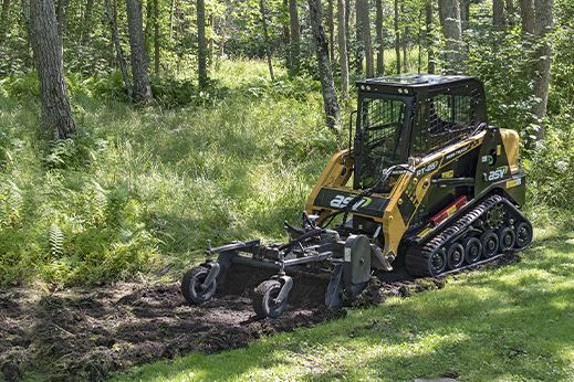 ASV RT-25: A small, but mighty rental track loader