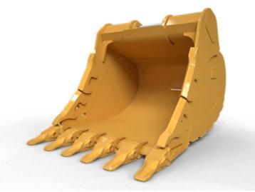 Heavy Duty Bucket 1500 mm (60 in): 528-2187
