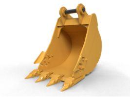 Utility Duty Bucket 900 mm (36 in): 594-7663