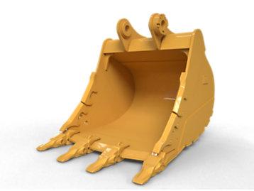 Severe Duty Bucket 1500 mm (59 in): 528-4645
