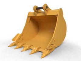 Utility Duty Bucket 1500 mm (60 in): 594-7668