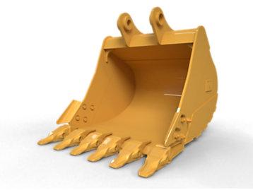 Severe Duty Bucket 1200 mm (48 in): 552-8174