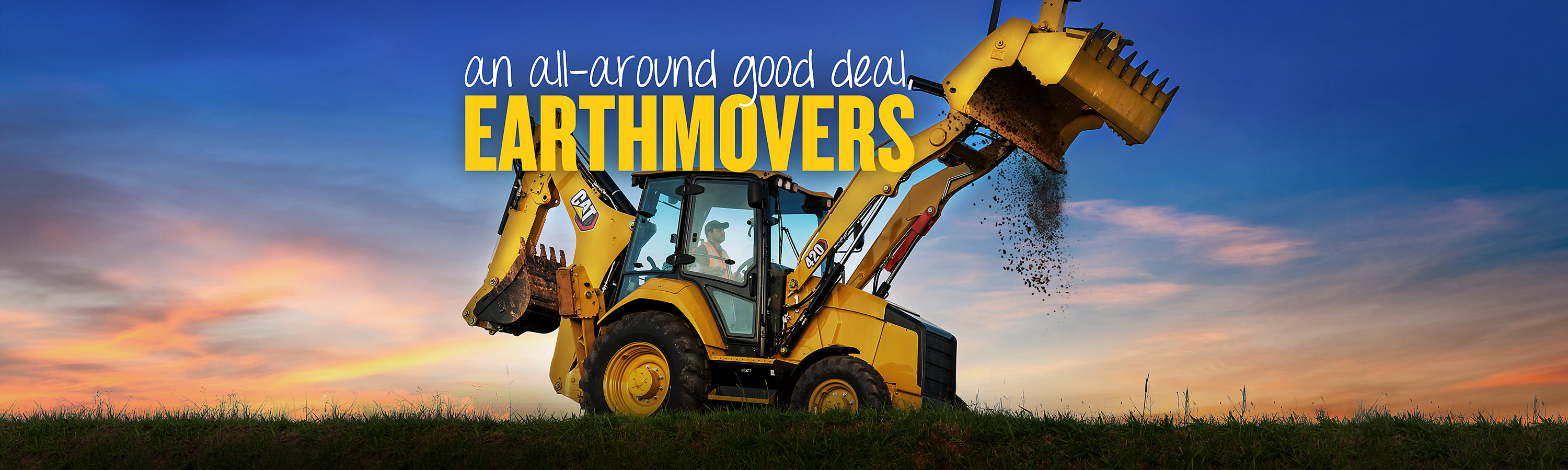 Explore offers on Cat backhoe loaders for sale.