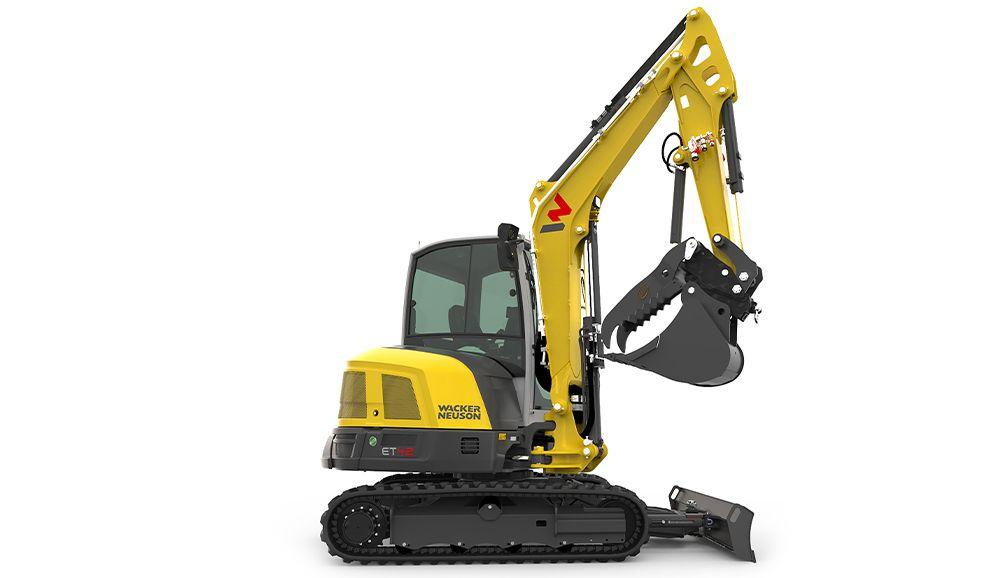 Wacker Neuson ET42 compact track excavator