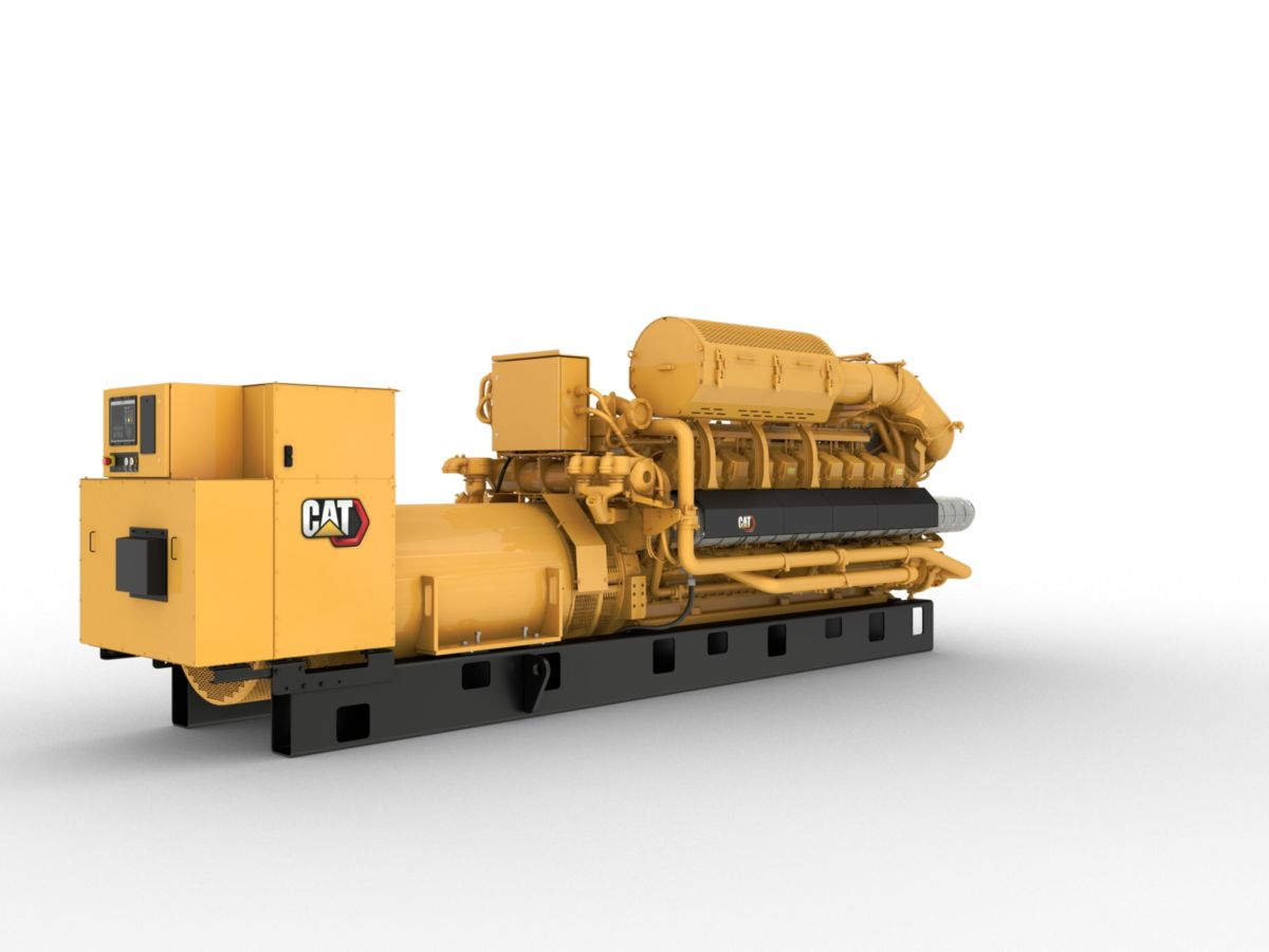 G3520H Gas Generator Set>