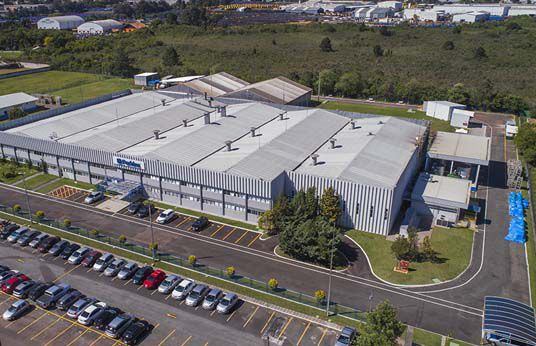 Curitiba facility