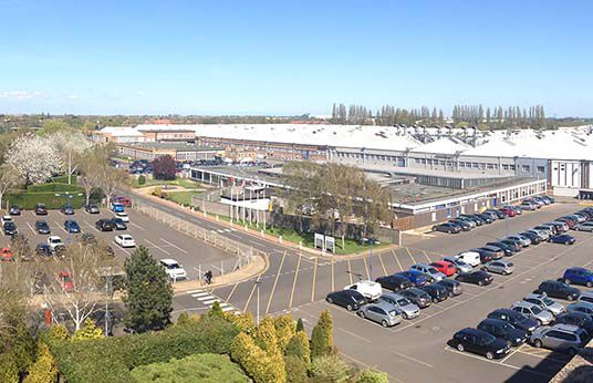 Peterborough facility