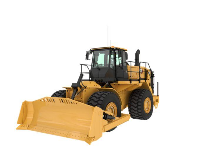Tracteurs - 824K