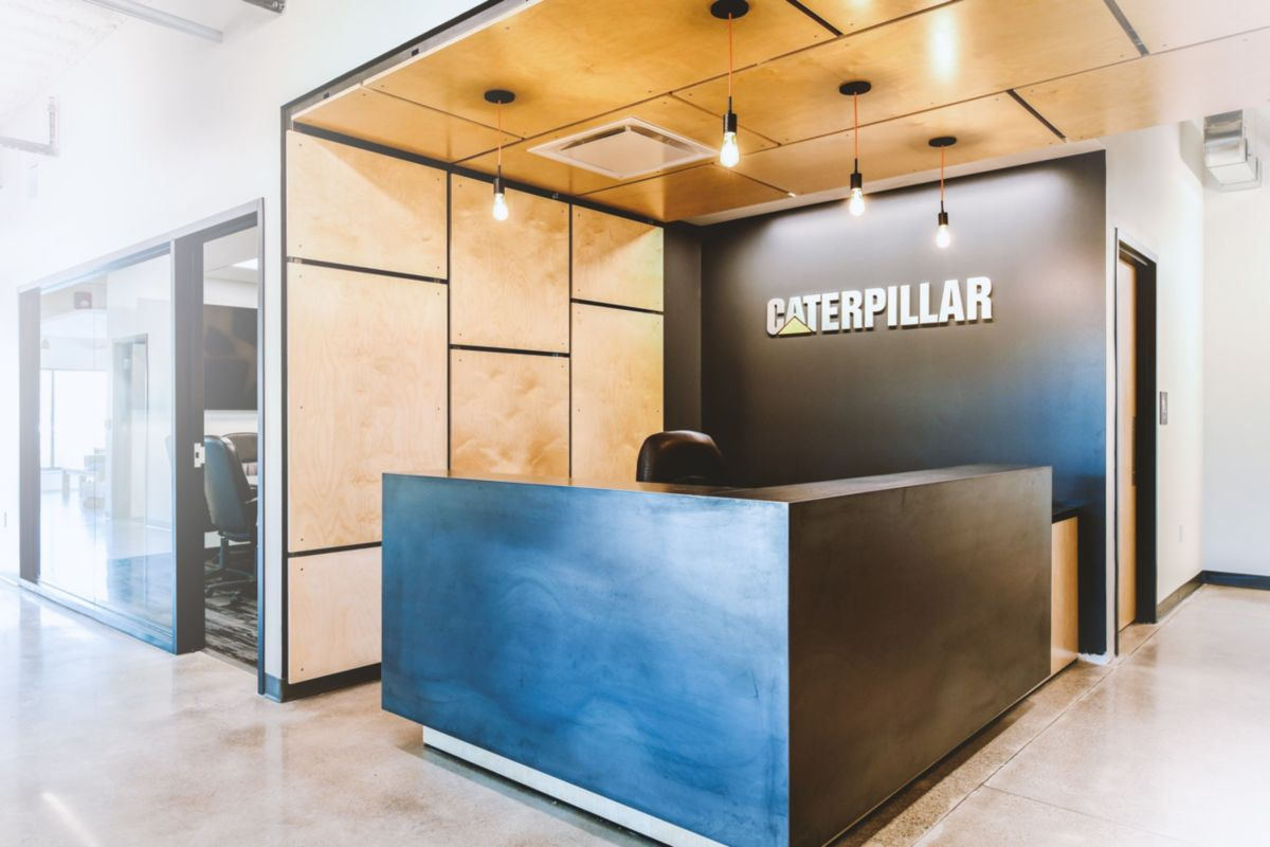 Caterpillar Office