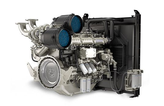 5000 Series engine