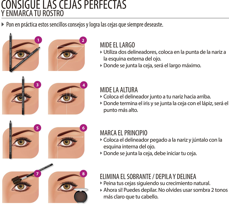 Delineador de Cejas Control Freak Eye Brow Gel NYX Professional ...