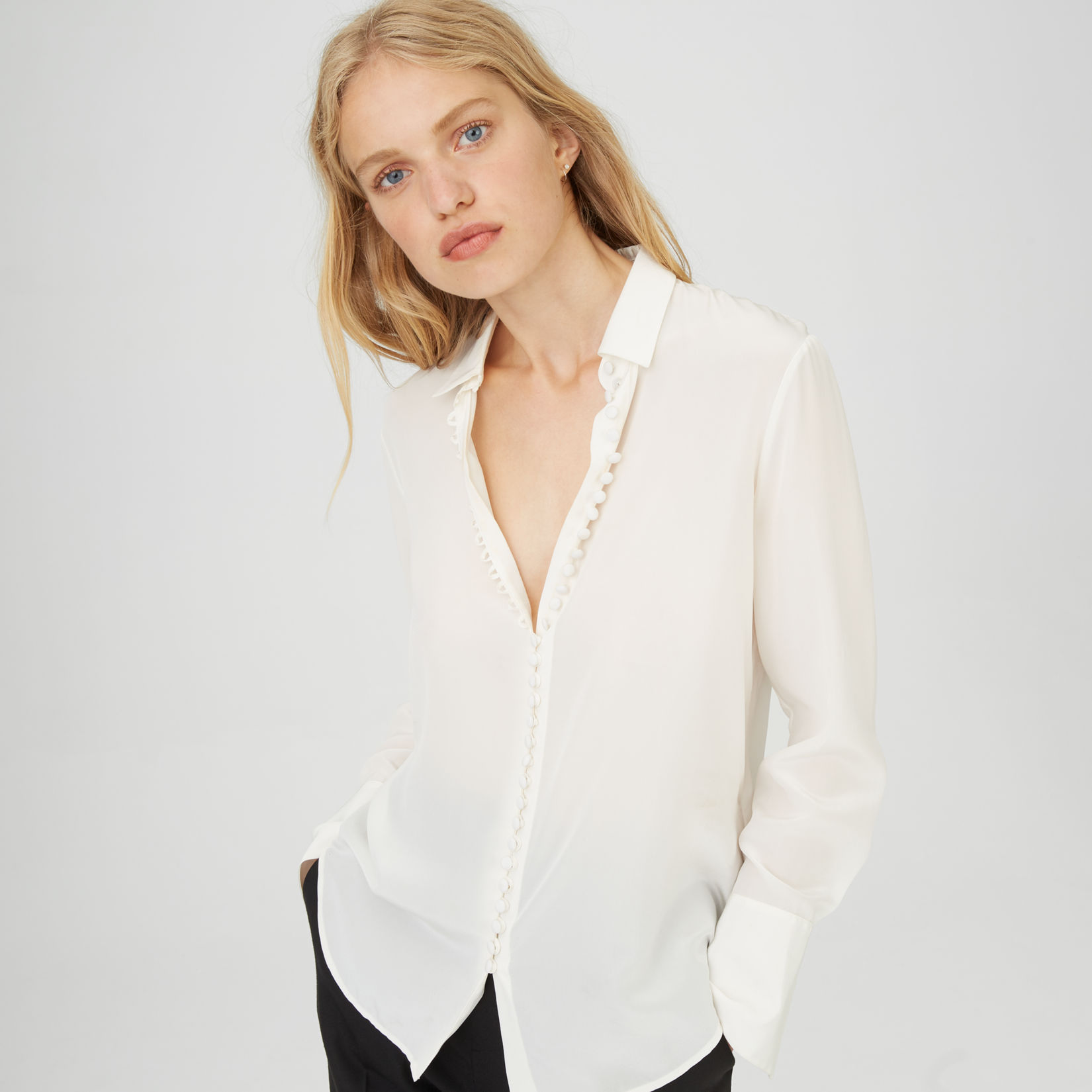 ba071719d9 Ladies White Ruffle Shirt Uk – EDGE Engineering and Consulting Limited