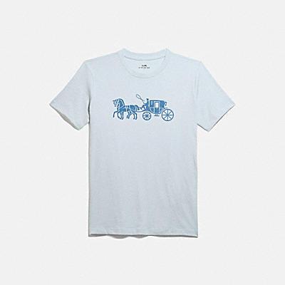 ホース アンド キャリッジ Tシャツ